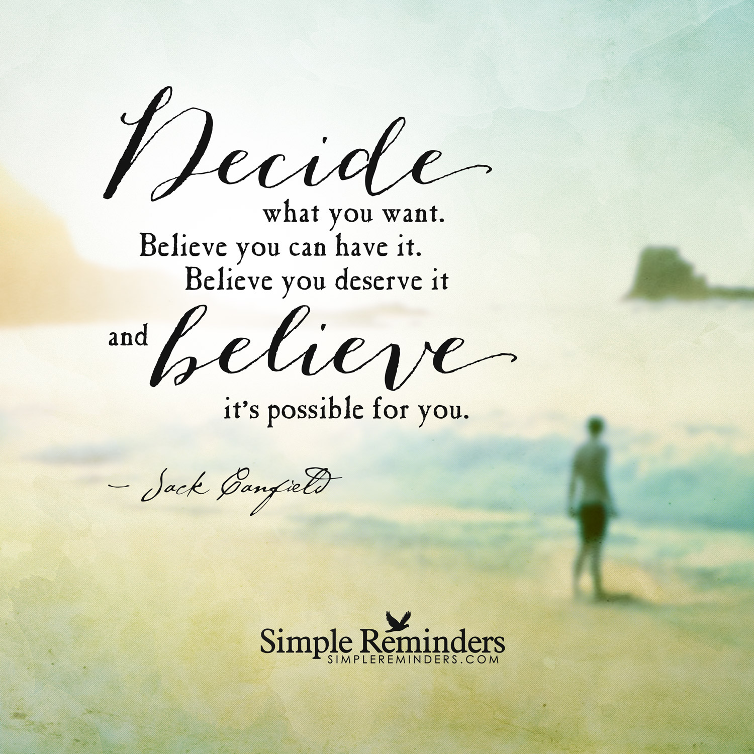 Believe its possible